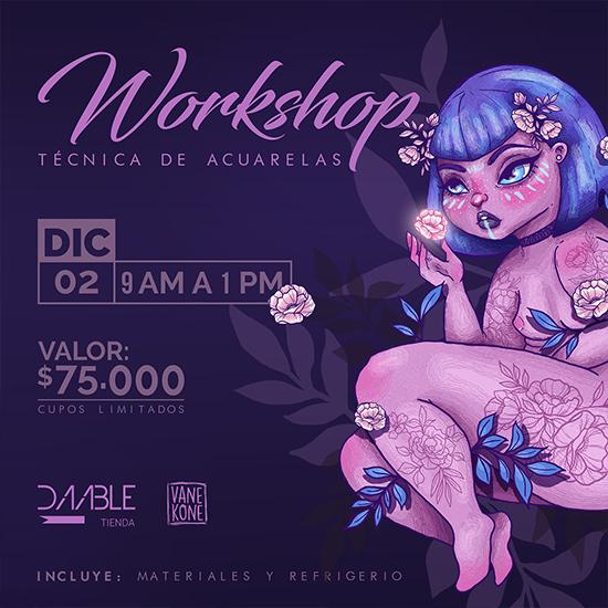 workshop diciembre